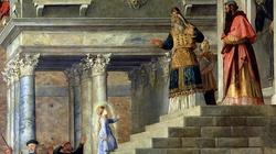 Pierwsze spotkanie Maryi z Bogiem - miniaturka