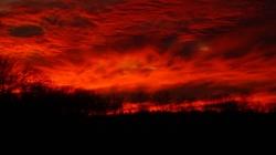 Ogień z nieba! Oto wizja końca świata - miniaturka