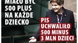 Platforma Obywatelska dalej kłamie w sprawie słów Beaty Szydło - miniaturka