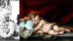 Objawienia Dzieciątka Jezus w objęciach św. Ojca Pio - miniaturka