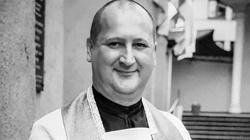 W wieku 43. lat zmarł o. Krzysztof Pietruszkiewicz z Bytomia. Zasłabł w trakcie mszy - miniaturka