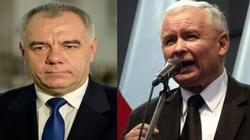 Jarosław Kaczyński do Sasina: Ani kroku wstecz - miniaturka