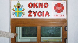 Dziewczynka zostawiona w częstochowskim Oknie Życia. Rodzice zgłosili się na policję - miniaturka