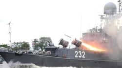 Trzy wymiary wyprawy rosyjsko-chińskiej do Zatoki Omańskiej - miniaturka