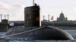 Rosyjskie pociski z okrętów podwodnych na polskich plażach - miniaturka