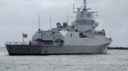 NATO na Bałtyku. Okręty zacumowały w Gdyni - miniaturka