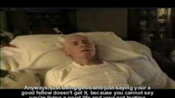 Ostatnie słowa umierającego człowieka. Posłuchaj! - miniaturka