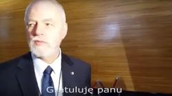 Jørgensen gratuluje politykowi PO przemówienia Szydło! ŚWIETNE! - miniaturka