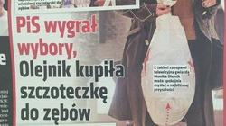 Cykl: Grunt to treść: PiS wygrał wybory, Olejnik kupiła szczoteczkę do zębów - miniaturka