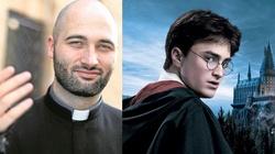 Ks. Michał Olszewski wyjaśnia dlaczego nie czytać Harry`ego Pottera POSŁUCHAJ! - miniaturka