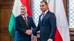 Orban i Szijjarto gratulują Dudzie. ,,Środkowoeuropejska prawica prowadzi 3-0'' - miniaturka
