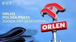 Jest zgoda UOKiK na przejęcie Polska Press przez PKN Orlen - miniaturka