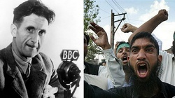 Czy Orwell ostrzegał Europę również przed Islamem? TAK! - miniaturka