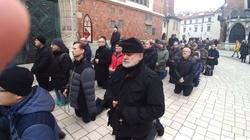 Męski Różaniec w Krakowie. Mężczyźni odpowiadają na apel Matki Bożej z Fatimy - miniaturka