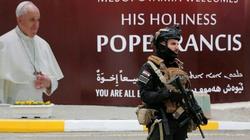 Franciszek w Iraku: najniebezpieczniejsza pielgrzymka pontyfikatu - miniaturka