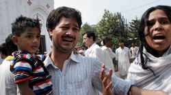 Chrześcijanie w Pakistanie zagrożeni - miniaturka