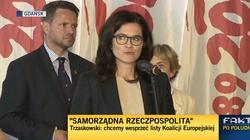 Dulkiewicz: POpularni samorządowcy łączcie się-przeciw PiS! Prezydent Leszna: ,,Beze mnie''! - miniaturka