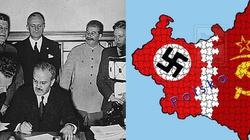 Dziś rocznica IV rozbioru Polski- paktu Ribbentrop-Mołotow - miniaturka