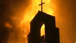 Ciemna strona Francji. ,,Codziennie dwie profanacje kościołów'' - miniaturka