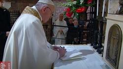 Św. Franciszek z Asyżu, Martin L. King i Gandhi inspiratorami powstawaniu encykliki ,,Fratelli tutti'' - miniaturka