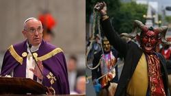 Papież jedzie do ... kraju gnębionego przez diabła - miniaturka