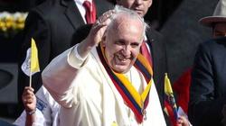 Papież opuścił Ekwador. Cel: Boliwia - miniaturka