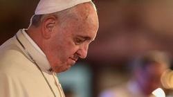 Papież: To szatan chce, abyśmy oskarżali - miniaturka