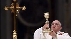 Tylko Chrystus zaspokoi nasz głód Boga - miniaturka