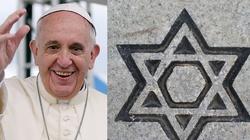 Nie lubisz żydów? Oto, co mówi na ten temat papież - miniaturka