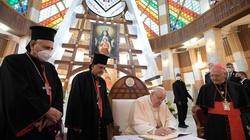 Papież: rozlewu krwi nie da się pogodzić z religią - miniaturka