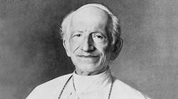 Prorocze słowa papieża Leona XIII o masonerii - miniaturka