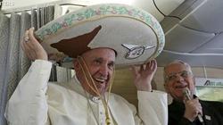 Franciszek podsumowuje swoją podróż do Meksyku - miniaturka