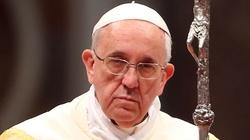 Papież: NIE dla cennika za sakramenty - miniaturka