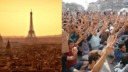 Francja przegrywa z islamistami, bo Francuzi zdziecinnieli - brak im męstwa!!! - miniaturka