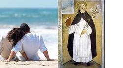 Oto ratunek dla niepłodnych małżeństw. Pasek św. Dominika i zestaw modlitw - miniaturka