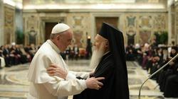 Franciszek: Tak, dążymy do jedności z prawosławiem - miniaturka