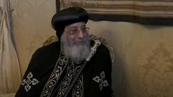 Koptyjski patriarcha Tawardos: Media społecznościowe to nie droga do nieba - miniaturka
