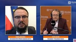Wiceszef MSZ: Pratasiewicz był poddawany przemocy. Widać to wyraźnie - miniaturka