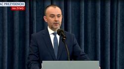 Min. Mucha o próbach bojkotu ZN: Świadczą o tych, którzy to mówią - miniaturka