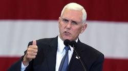 Wiceprezydent USA Mike Pence w Polsce? Min. Szczerski dementuje - miniaturka