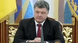 Stan wojenny na Ukrainie. Trwa posiedzenie Parlamentu - miniaturka