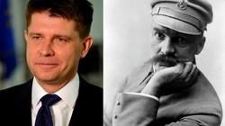 A może Petru chciał być niczym marszałek Piłsudski? - miniaturka