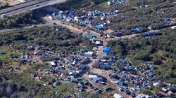 Imigrancka 'dźungla' wraca do Calais! - miniaturka