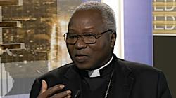Afrykański kardynał: Buntujcie się przeciwko ,,małżeństwom'' jednopłciowym! - miniaturka