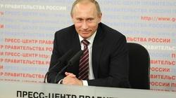 Eksperci: Z Białorusi Putin kontrolować będzie Zachód - miniaturka