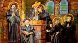 Benedykt, Jan, Mateusz, Izaak i Krystyn. Pierwsi męczennicy Polski - miniaturka
