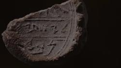 Niezwykłe odkrycie archeologów! Czy to podpis proroka Izajasza? - miniaturka