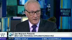 Piekarski były ambasador i komentator TVN - agent wywiadu PRL i moralista - miniaturka