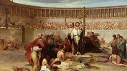Zginęli za Chrystusa. Święci Pierwsi Męczennicy Świętego Kościoła Rzymskiego - miniaturka