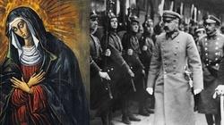Józef Piłsudski - Wierzył w Polskę i kochał Matkę Bożą - miniaturka